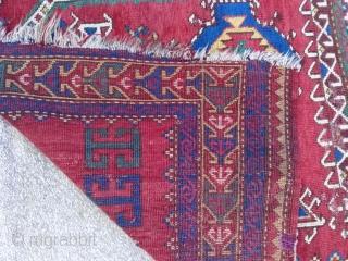 Old Fahrola  Prayer Carpet