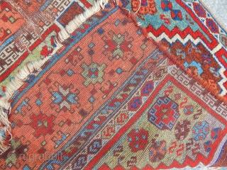 Old East Anatolian Carpet Fragment