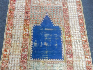 West Anatolian Gördes Carpet