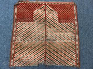 Kırgız Prayer Carpet size.100x105cm