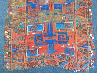 Antique East Anatolian Kurdish Carpet