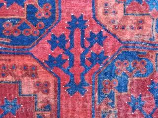 Old Ersari Main Carpet