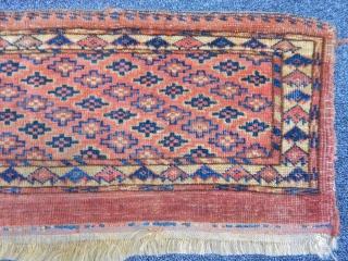 Old Turkmen Mafrash