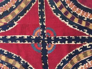 19 century Uzbek Suzani