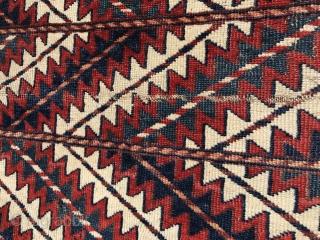 19 century Yamut Okbash