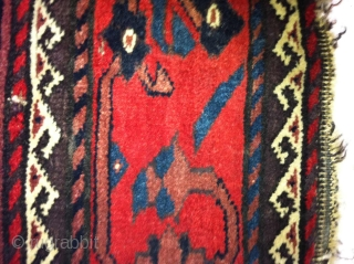 Antique Baluchi 6 x 3.5 ft