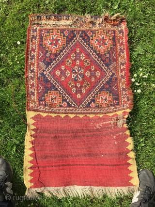 Qashqai bag 56 cm x 56 cm plus flatweave with sale price.