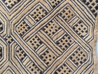 Good old Kuba cloth mid 20 c or before 