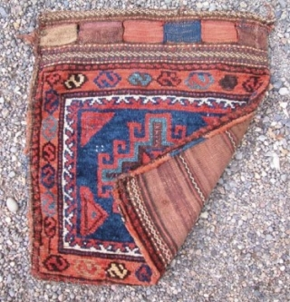 A good looking Baluch bag. 25 inches x 22 inches