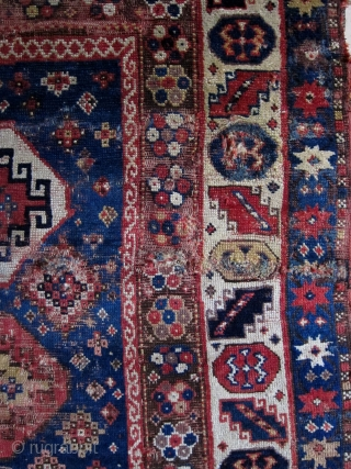 A 19th Century Memling-gul Kazak