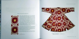 Central Asia's Magnificent 99 Ikat Chapans. Mehmet Çetinkaya Collection. Istanbul, Nuans Ajans, 2007, 1st ed., 4to, 301 pp., numerous colour and b/w illus., cloth, dust-wrapper. Author's presentation copy.