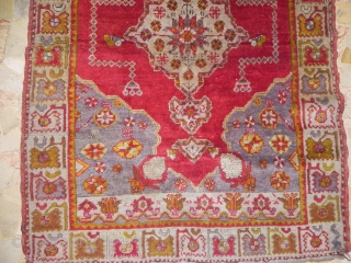 anatolian rug  size.146x104