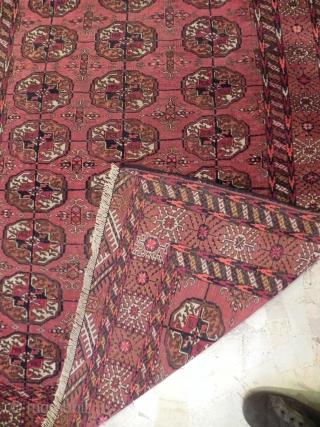 Yamud Carpet very fine  size 180x110
