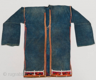 Men's Jacket, Myanmar, Akha, ca.1950