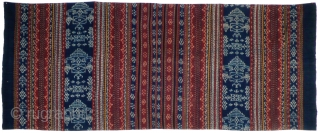 Skirt, sarong, Sika/Flores/Indonesia, ca. 1970