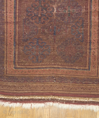 A Taimani Baluch with great presence and age. Ask for more details. 
