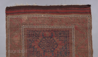 """Timuri Baluch. 6'5"""" x 4'.   Please visit our website for more collectible woven art: www.bbolour.com"""