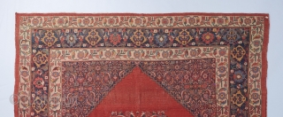 "A gorgeous Bijar. Colors, border. Not much more to be said. 14'5"" x 9'8"".
