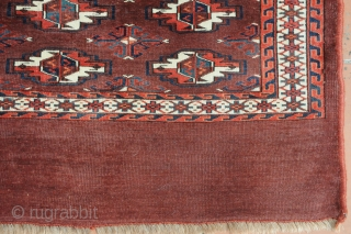 Yomut mafrash. Nice condition. If you are interested, please  ask for more images. Measurements ca. 114cm x 78cm.