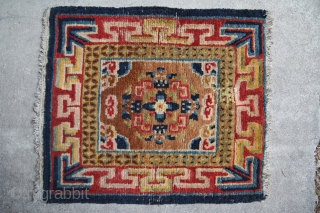 Colorful Tibetan good condition