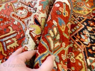 1890s RARE SQUARISH SALMON SERAPI-MEDALLION HERIZ 10'6 x13'3     http://www.ebay.com/itm/ANTIQUE-LOT-NO-2000-1890s-RARE-SQUARISH-SALMON-SERAPI-MEDALLION-HERIZ-10-039-6-x13-039-3-/381912753404?ssPageName=STRK:MESE:IT   WE SELL ON EBAY SINCE 15 YEARS    http://www.ebay.com/itm/ANTIQUE-LOT-NO-2000-1890s-RARE-SQUARISH-SALMON-SERAPI-MEDALLION-HERIZ-10-039-6-x13-039-3-/381912753404?ssPageName=STRK:MESE:IT   http://www.ebay.com/itm/ANTIQUE-LOT-NO-2000-1890s-RARE-SQUARISH-SALMON-SERAPI-MEDALLION-HERIZ-10-039-6-x13-039-3-/381912753404?ssPageName=STRK:MESE:IT