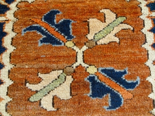 AUCTIONS END THIS SUNDAY: VERY LARGE KARAJE-SERAPI CARPET AT ANTIQUE ESTATE AUCTIONS  