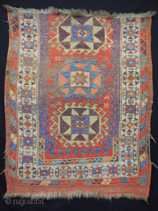 Aksaray fragment, around 1800, similar in 'Orient Stars' Kirchheim Collection!