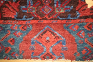 Karapinar fragment, 18th c or earlier, 110 x 45 cm