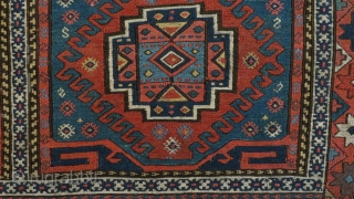 Shasavan soumac from the Khamseh area (Afshar Shasavan). Mid 19thc, in very good condition