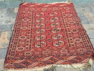 tekke carpet 100x110,  great quality .