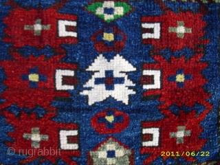 Vest anatolian saddle bag