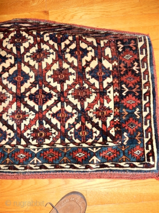 TURKOMAN  TURKMEN RUG FROM THE BOYLSTON ASSOCIATES COLLECTION-