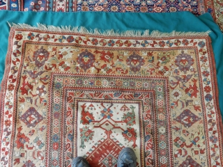 WONDERFUL CONDITION AND LARGE 50 X 70 INCH SIZE