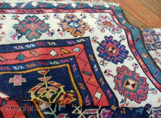 43 x 106 inches 