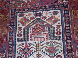 SHIRVAN WITH AKSTAFA ORANGE 