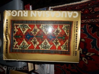 CAUCASIAN RUGS - EXCELLENT CONDITION-$60