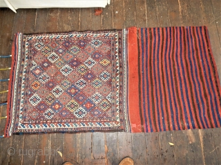 LARGE SOUMAK SUMAK WEAVING IN EXCELLENT+ CONDITION 