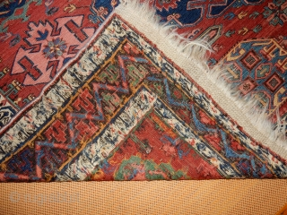 GOOD RUG REPAIR PERSON WANTED! PLEASE CONTACT ME IF YOU ARE ABLE TO REPAIR THIS NICE OLD SOUMAK. SOLID FOUNDATION TO WORK WITH, AND LIMITED AREA TO REPAIR  MUST BE BASED HERE IN THE  ...