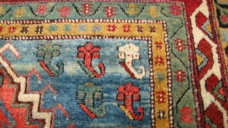 anatolian '''çal''' carpet  with nice condition size: 130x107