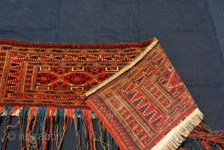 Antique Tekke mafrash. In great condition & not expensive. More pics, infos & price on rq