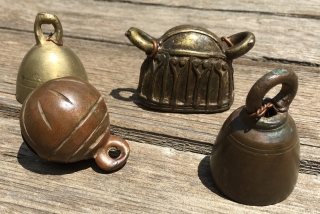 BURMA BRONZE BELLS
