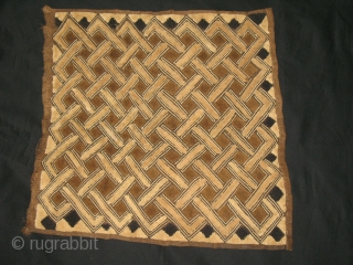 Raffia velvets (about 15 pieces)- oldish & newish......but nice ...contemporary art -Congo - more pics avlbl on http://www.facebook.com/album.php?aid=219162&id=358259864257&page=2