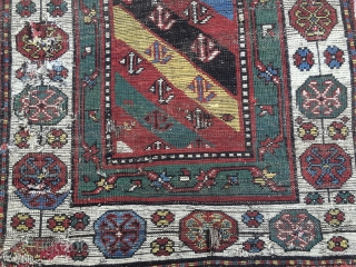 The crazy beauty. The Caucasian mystery. This is a great rug, both in positive and negative way. It's beautiful, charming, wonderful, lovely, etc., but at the same time it's a kind of  ...