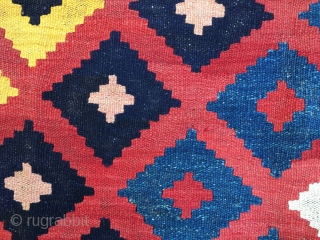 Maimana kilim. Cm 215x340. Big, beautiful and cheap!