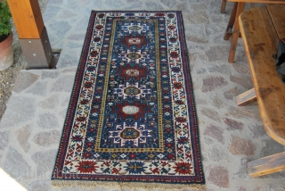 7 STAR SHIRWAN LESGHI  RUG CM 220X114 