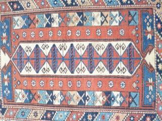 Anatolian CIANAKKALE XIX th Century good conditions cm 122x138