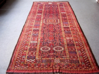 Beshir rug 1,67*3,85