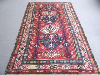 Daghestan Rug 1,54*2,94 good colours