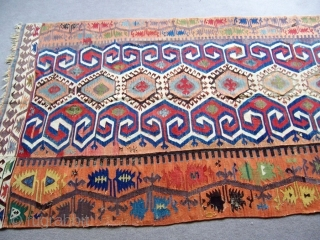 Anatolian Kilim 1,45*3,27 Collector item