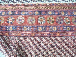 Antique Avshar Rug 1,47*1,97
